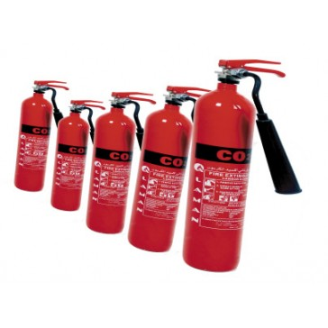 4.5 Kg Co2 Extinguisher