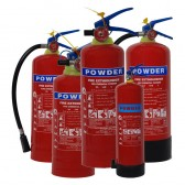 6 Kg DCP Extinguisher