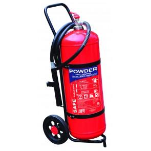 TDP-V 50 Kg Dry Powder Trolley Extinguisher